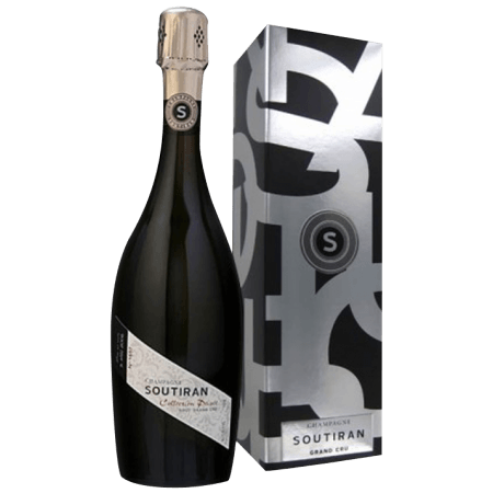 CHAMPAGNE SOUTIRAN - COLLECTION PRIVEE GRAND CRU