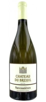SAVENNIERES 2012 - CHATEAU DU BREUIL (France - Wine Loire - Savennières AOC - White Wine - 0,75 L)