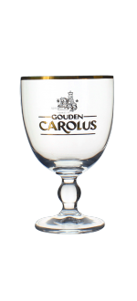 GLASS CAROLUS 25CL - BREWERY HET ANKER
