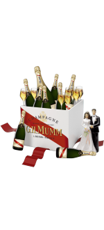 SPECIAL WEDDING PACK - MUMM CORDON ROUGE