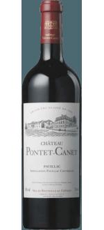 CHATEAU PONTET-CANET 2008 - 5EME CRU CLASSE