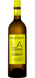 GROS-MANSENG SAUVIGNON 2015 - ALAIN BRUMONT