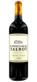 CONNETABLE DE TALBOT 2011 - SECOND WINE OF CHATEAU TALBOT