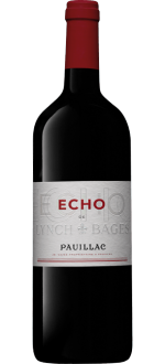 MAGNUM ECHO DE LYNCH BAGES 2011 - SECOND WINE OF CHATEAU LYNCH BAGES 2011 - Magnum