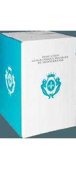 BOXED WINE - BIB - C'EST TROP' 2016 - LES MAITRES VIGNERONS DE LA PRESQU'ÎLE DE SAINT-TROPEZ