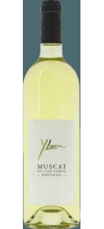 MUSCAT DU CAP CORSE 2015 - DOMAINE YVES LECCIA