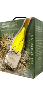 BOXED WINE - BIB - 3L - CHARDONNAY - LA CHABLISIENNE