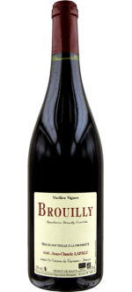 BROUILLY VIEILLES VIGNES 2015 - JEAN-CLAUDE LAPALU