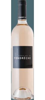 CUVEE DOMAINE ROSE 2016 BY DOMAINE DE FONDRECHE