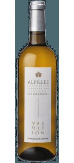 ALPILLES BLANC 2016 - DOMAINE DE VALDITION