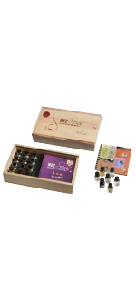 NEZ SENS WINE AROMA KIT AND BOOKLET