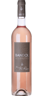 BANDOL - LES BAUMES ROSE 2016 - MOULIN DE LA ROQUE