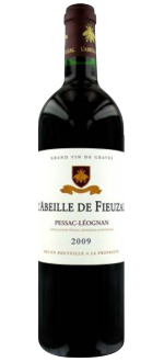 MAGNUM L'ABEILLE DE FIEUZAL 2013 - SECOND WINE OF CHATEAU FIEUZAL