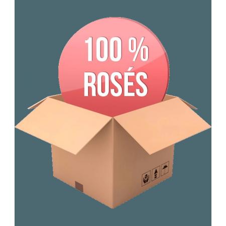 PACK 100% MEILLEURS VENTES ROSES