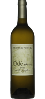 ODE D'AYDIE PACHERENC DU VIC BILH SEC 2015 - CHATEAU D'AYDIE