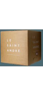 BOXED WINE - BIB - LE SAINT ANDRE 2016 - SAINT ANDRE DE FIGUIERE