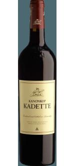 DOMAINE KANONKOP - KADETTE CAPE BLEND 2015