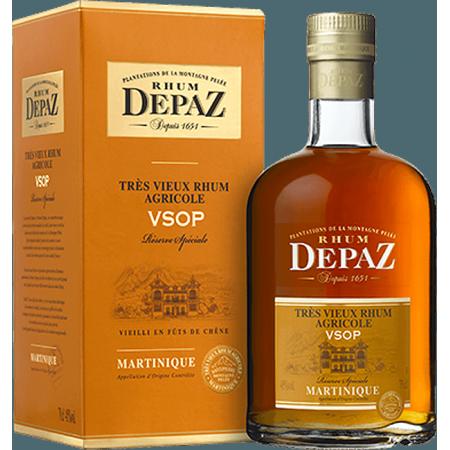 DEPAZ - TRES VIEUX RUM AGRICOLE - RESERVE SPECIALE VSOP