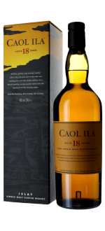 CAOL ILA 18 YEARS OLD - EN ETUI