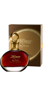 RUM ZACAPA ROYAL - IN PRESENTATION CASE