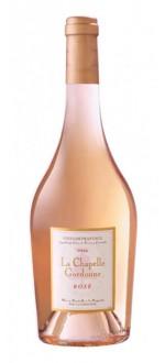 LA CHAPELLE GORDONNE 2014 - CHATEAU LA GORDONNE (France - Wine Provence - Côtes de Provence AOC - Rosé Wine - 0,75 L)