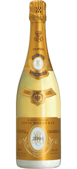CHAMPAGNE LOUIS ROEDERER - CRISTAL 2004