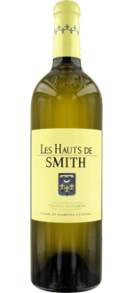LES HAUTS DE SMITH 2015 - BLANC - SECOND WINE OF CHATEAU SMITH HAUT LAFITTE