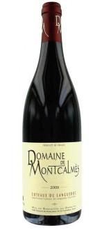 DOMAINE DE MONTCALMES 2012 (France - Wine Languedoc Roussillon - Terrasses du Larzac Coteaux du Languedoc AOC - Red Wine - 0,75