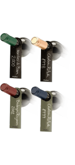 36 WINE LABELS - PULLTEX