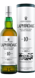 LAPHROAIG 10 YEARS OLD - EN ETUI