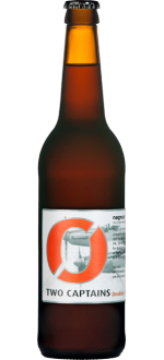 TWO CAPTAINS DOUBLE IPA 50CL- BREWERY NOGNE Ø