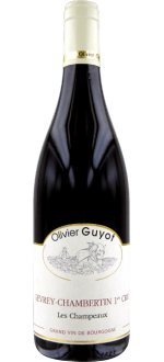 GEVREY CHAMBERTIN LES CHAMPEAUX 2015 - DOMAINE OLIVIER GUYOT