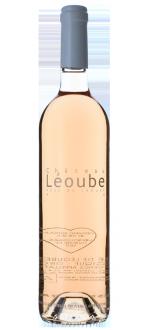 CHÂTEAU LÉOUBE - ROSÉ DE LÉOUBE 2016