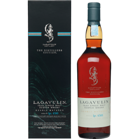 LAGAVULIN DISTILLERS EDITION - IN GIFT PACK