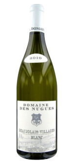 BEAUJOLAIS VILLAGES BLANC 2016 - ESTATE DES NUGUES