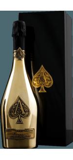 ARMAND DE BRIGNAC CHAMPAGNE - BRUT GOLD - GIFT BOX