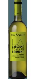 GROS-MANSENG SAUVIGNON 2016 - ALAIN BRUMONT