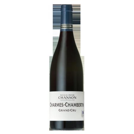 CHARMES CHAMBERTIN GRAND CRU 2008 - DOMAINE CHANSON PÈRE ET FILS