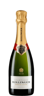 BOLLINGER CHAMPAGNE - SPECIALE CUVEE - Half bottle