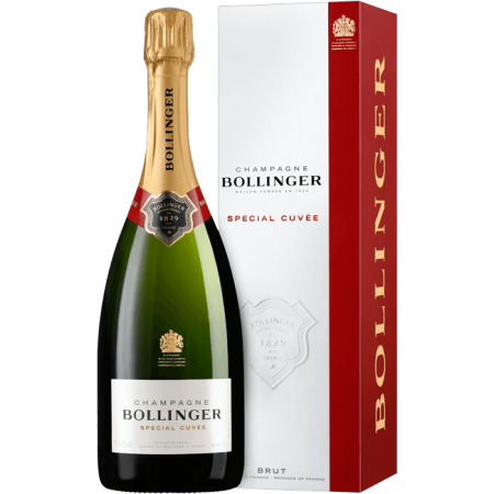 CHAMPAGNE BOLLINGER - SPECIALE CUVÉE - IN GIFT PACK
