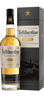 TULLIBARDINE SOVEREIGN WHISKY