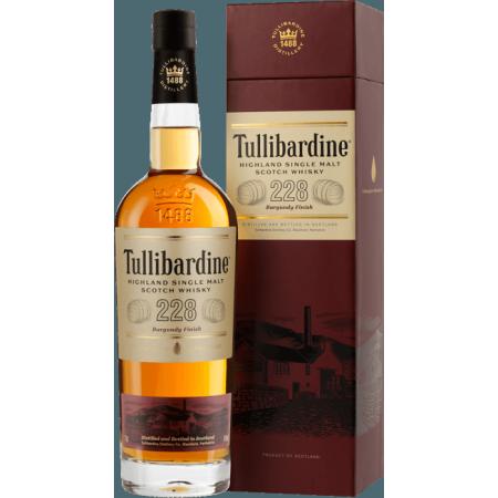 228 BURGUNDY - TULLIBARDINE - IN PRESENTATION CASE