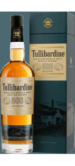 500 SHERRY - TULLIBARDINE - EN ETUI