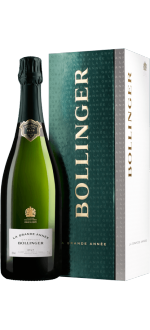 CHAMPAGNE BOLLINGER - LA GRANDE ANNEE 2007 - EN GIFT SET