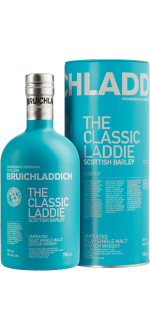 BRUICHLADDICH - CLASSIC LADDIE SCOTTISH BARLEY - IN PRESENTATION CASE