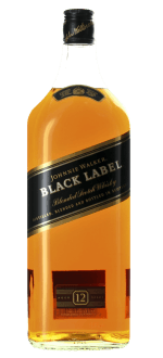 JOHNNIE WALKER BLACK LABEL - 12 YEARS OLD - MAGNUM