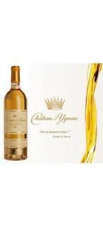 Chateau YQUEM - 1er cru classé supérieur 2001 ( France-Bordeaux-Sauternes AOC-White-0,75L )