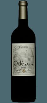 MADIRAN ODE D'AYDIE 2013 - CHATEAU D'AYDIE