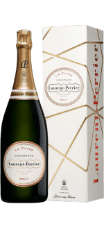 CHAMPAGNE LAURENT PERRIER - LA CUVEE - MAGNUM - IN PRESENTATION CASE