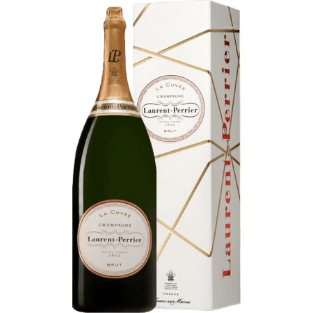 CHAMPAGNE LAURENT PERRIER - LA CUVEE - METHUSELAH - EN WOODEN CASE